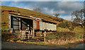 SJ9881 : Handleybarn Farm by Peter McDermott