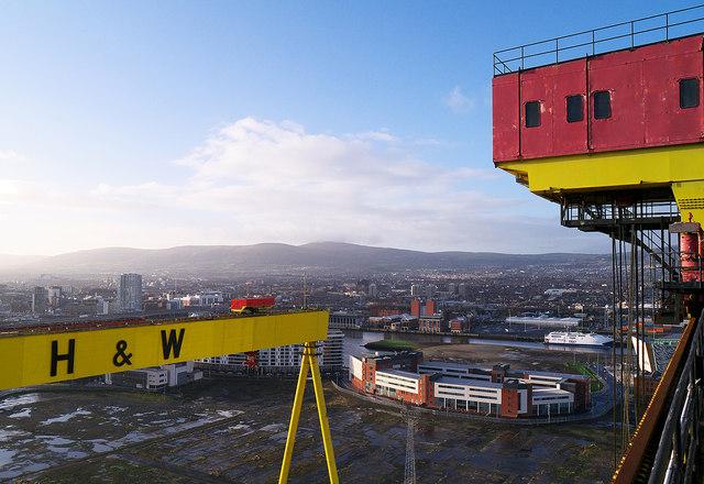'Goliath' from 'Samson', Belfast