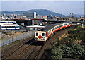 J3474 : Train approaching Central Station - 1989 by The Carlisle Kid