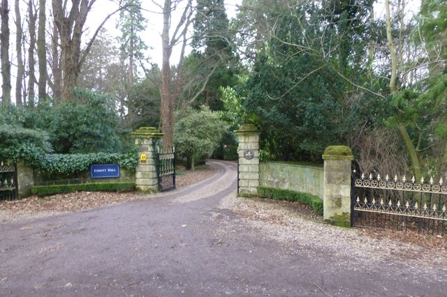 Gate Piers, Eshott Hall