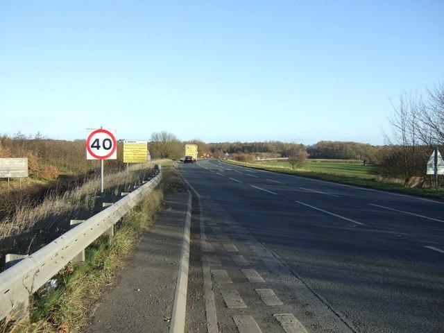 A59 road