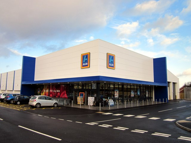 New Aldi Superstore Great Boughton 169 Jeff Buck Cc By