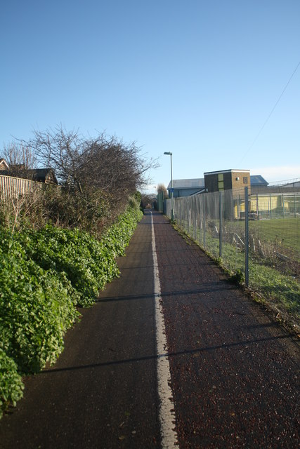 Footpath and Cycleway to Rotterdam Road
