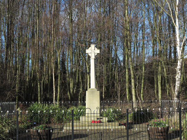 War Memorial, Harraton / Fatfield