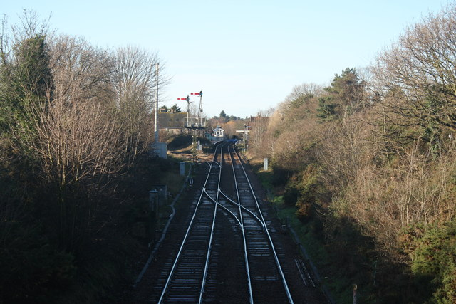 Oulton Broad North Junction