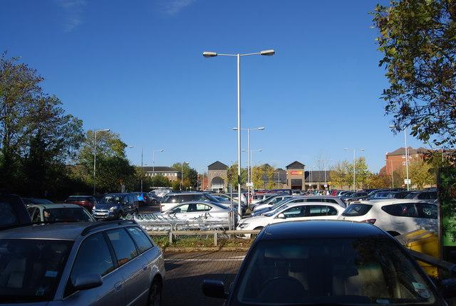 Waitrose Car Park Petersfield Postcode