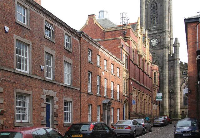 Church Lane, Oldham