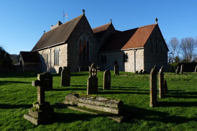 St Mary's Church, Selborne