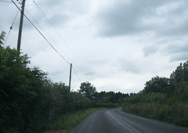 The Newcastle Road at Feagh
