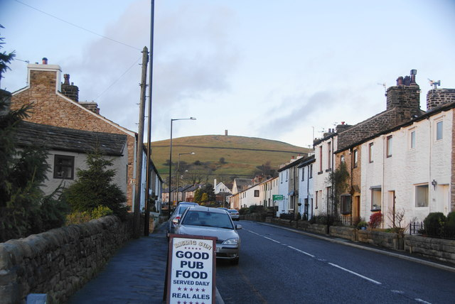 Gisburn Road, Blacko