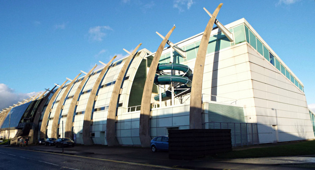 Greenock Waterfront Leisure Centre Thomas Nugent Cc By Sa 2 0 Geograph Britain And Ireland