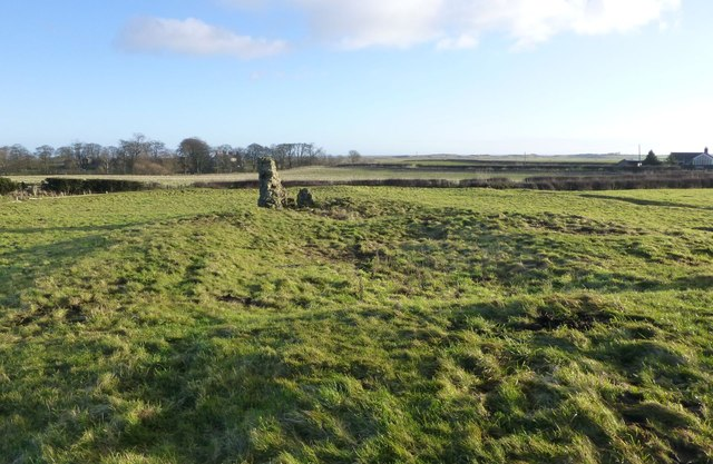 Deserted Medieval Village and Chapel, Tughall