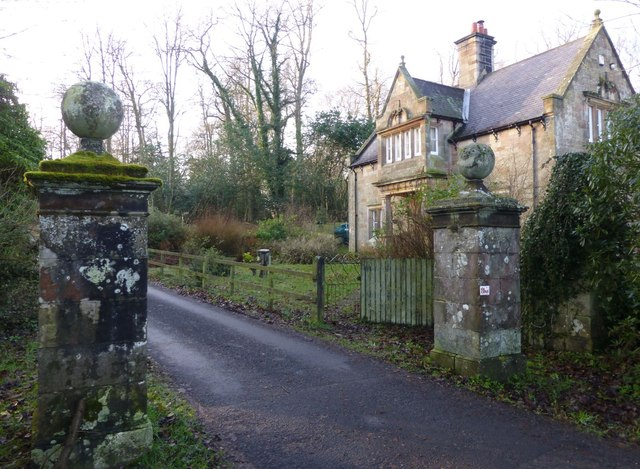 Twizell North Lodge