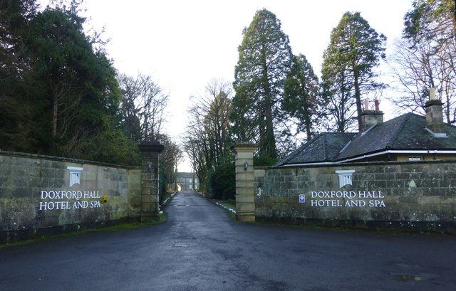 Doxford Hall Hotel And Spa Afternoon Tea