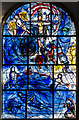 TQ6245 : East window, All Saints', Tudeley by Julian P Guffogg