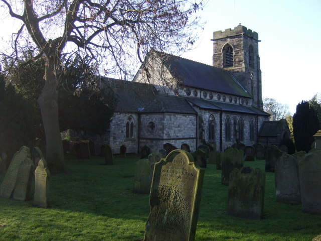 Church of St John the Baptist, Greatham