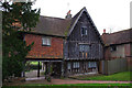 TQ5243 : Leicester Square, Penshurst by Ian Taylor