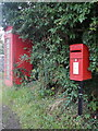 SW5934 : Fraddam: postbox № TR27 131 by Chris Downer