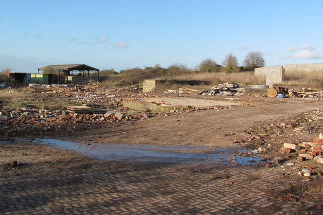 The Former Farmyard of Gamnel Farm, Tring