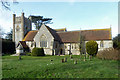 SU7886 : Hambleden church by Robin Webster