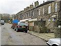 SE0636 : Clayton Terrace - Cullingworth Gate by Betty Longbottom