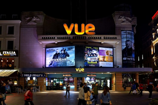 Vue west end london oxfordian kissuth cc by sa 2 0 - Leicester city ticket office contact number ...