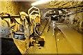 SW6536 : Holman's Test Mine - Eimco Rock Shovel by Ashley Dace