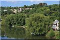 ST7165 : River Avon at New Bridge by Wayland Smith