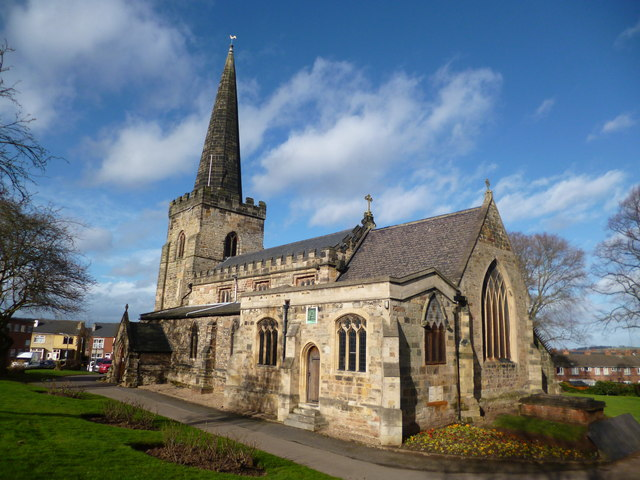 St Helen's Church, Stapleford