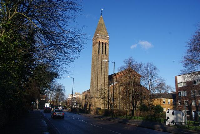 Christ Church, Streatham