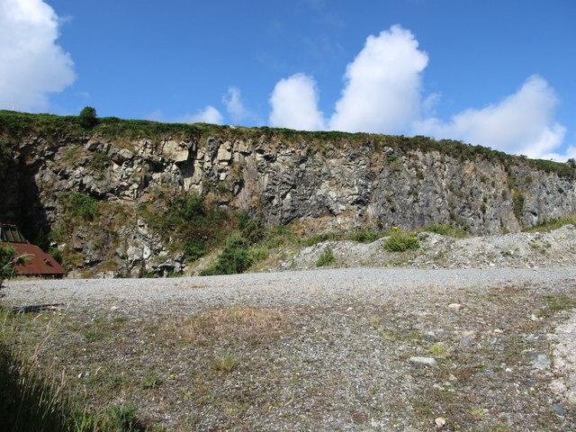 Stone Quarry Ireland Aughrim Stone Quarry