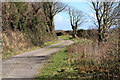 SW7442 : Path above Poldice Valley by Graham Loveland