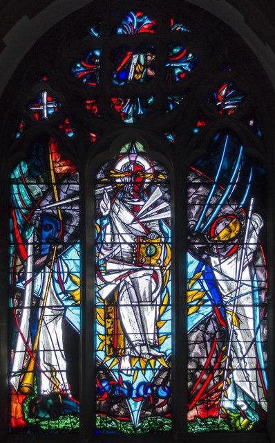 East Window St Michael S Church Marden 169 Julian P