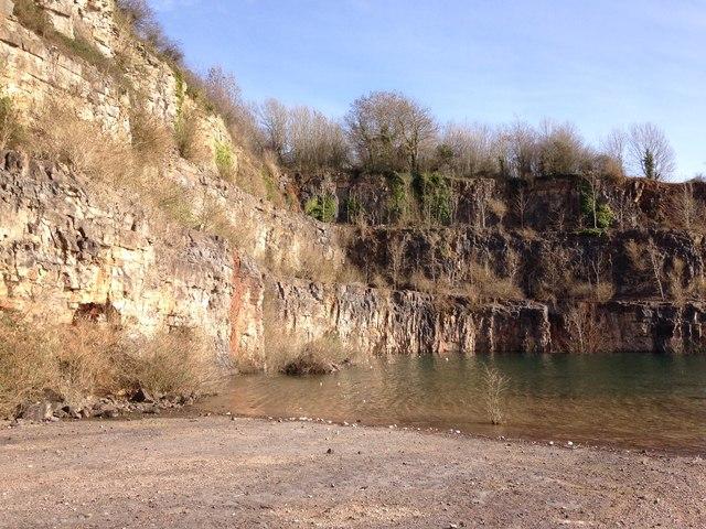 Ifton Quarry
