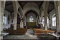 TQ9240 : Interior, St Margaret's, Bethersden by Julian P Guffogg