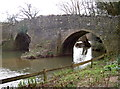 ST7458 : Wellow packhorse bridge by Neil Owen