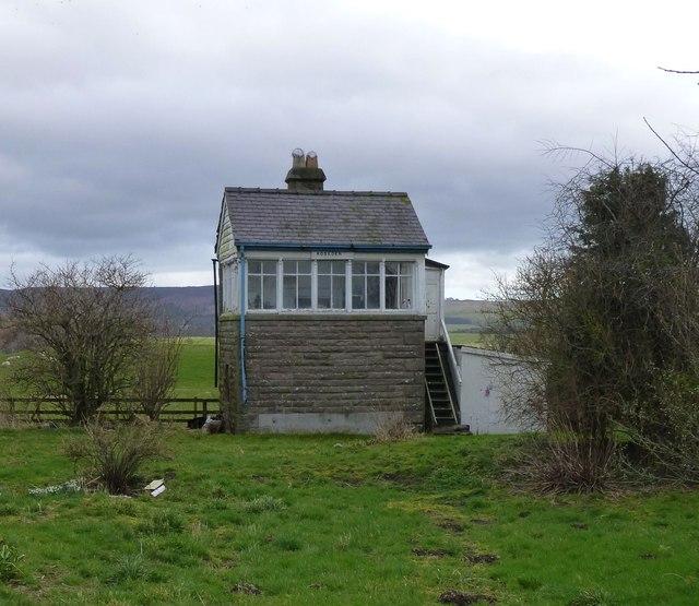 Signal Box, Roseden