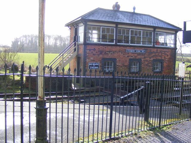 Cranmore Signal Box