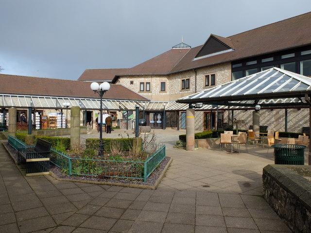 Carsington Water Visitors Centre