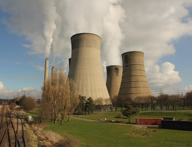 SK7885 : West Burton Power Station by Richard Croft