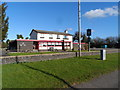 TL2174 : The Three Horseshoes pub, Great Stukeley by Bikeboy
