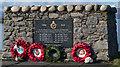NM8632 : Ganavan War Memorial by The Carlisle Kid