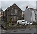 SN7305 : Former New Church Temple, Ynysmeudwy by Jaggery