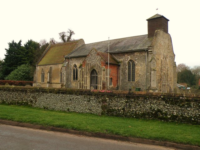 St. Mary: the parish church of Bridgham