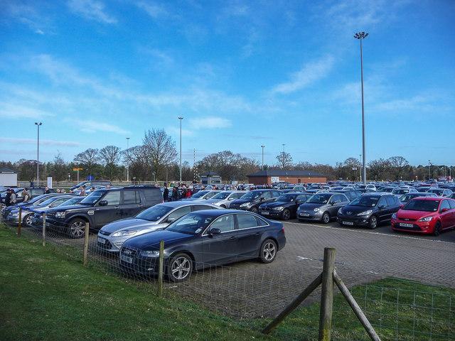 Nec Car Parking