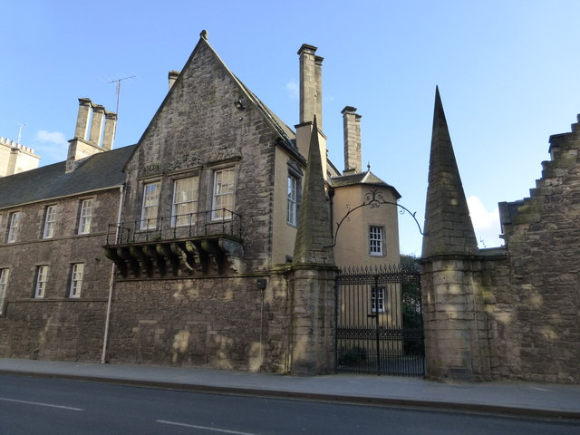 Old moray house canongate kim traynor geograph for Classic house edinburgh