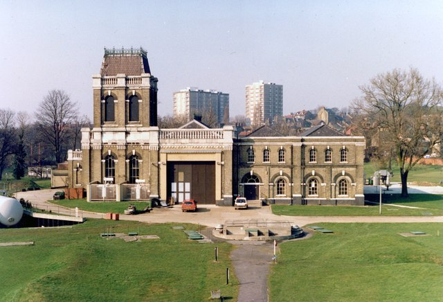 Honor Oak Pumping Station 169 Des Blenkinsopp Geograph
