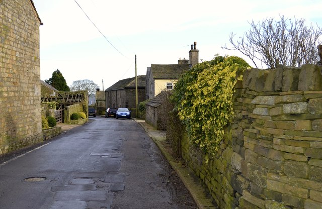 Upper Midhope Village, viewed from Stocks Lane … near Midhopestones and Stocksbridge