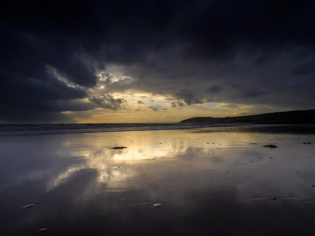 Craignarget beach