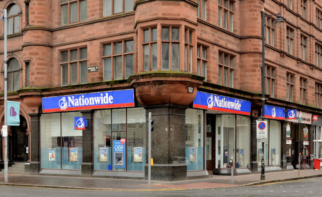 Nationwide Building Society In Northern Ireland